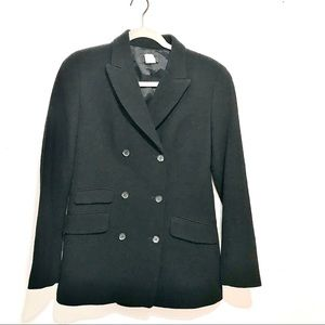 J. Crew Wool Double Breasted Classic Pea Coat